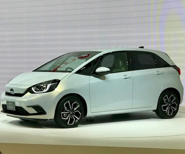 Honda revela novo Fit, que chega ao Brasil em 2020